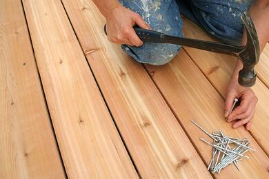 How to add value to your home by building a deck