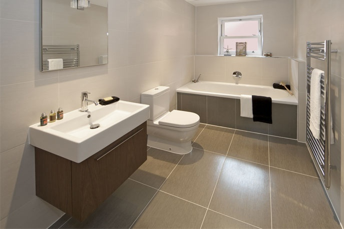 Renovate your bathroom to increase the value of your home