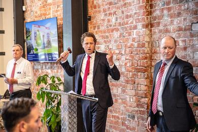 Gisborne property auction yields good results despite Covid-19