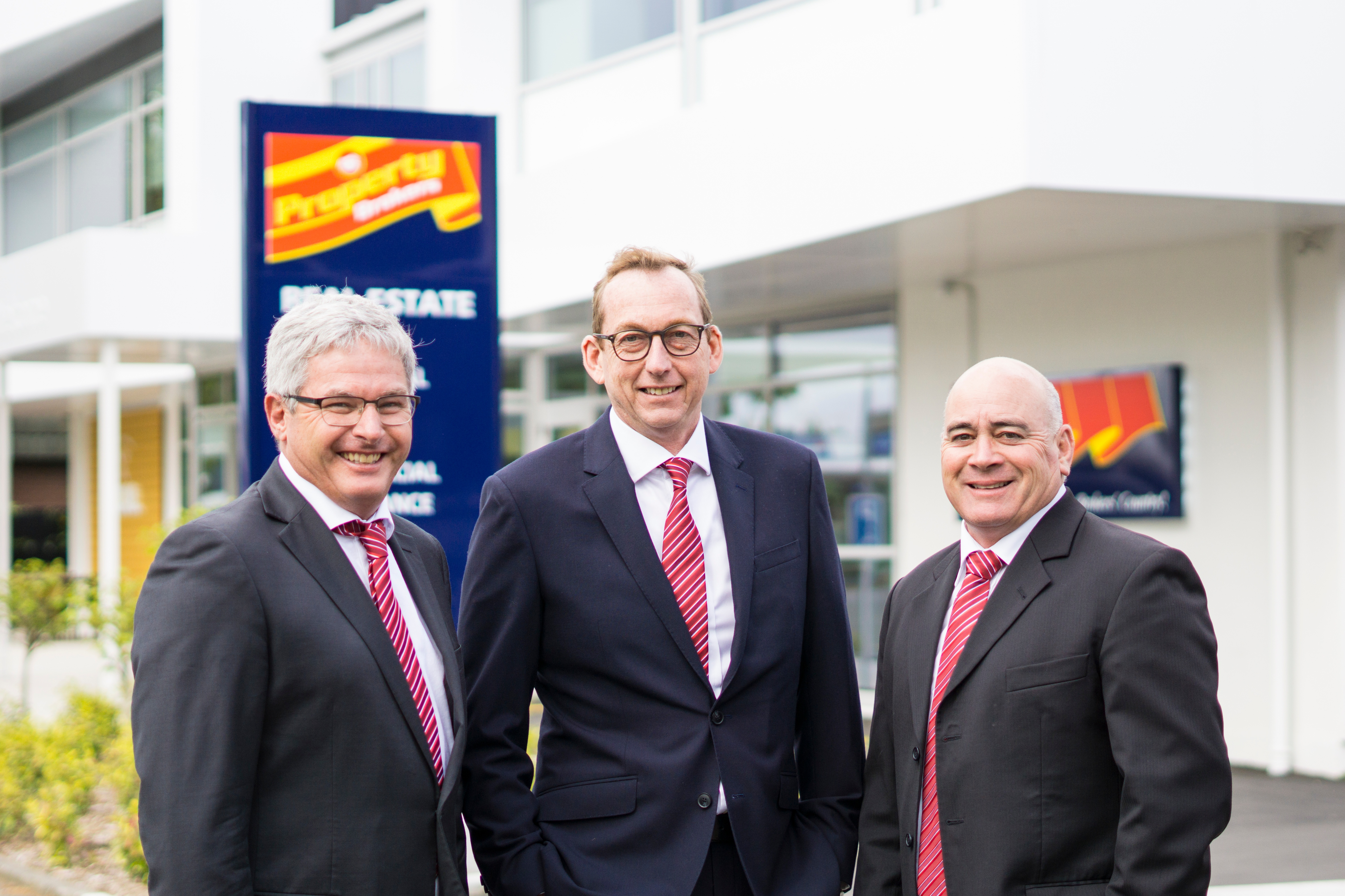 Three new executives join Property Brokers